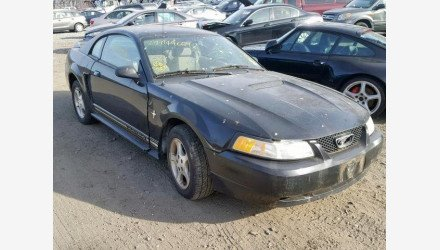 2000 Ford Mustang Coupe for sale 101175384
