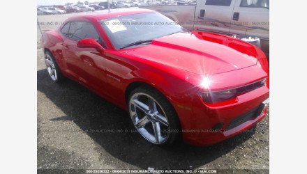2014 Chevrolet Camaro LT Coupe for sale 101175490