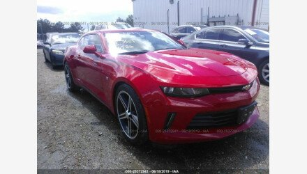 2018 Chevrolet Camaro LT Coupe for sale 101175491