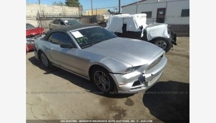 2014 Ford Mustang Convertible for sale 101175592