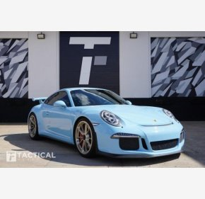 2015 Porsche 911 GT3 Coupe for sale 101175659