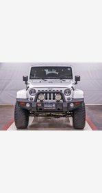 2015 Jeep Wrangler 4WD Unlimited Sahara for sale 101175672