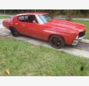 1972 Chevrolet Chevelle for sale 101175728