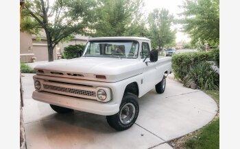 1964 Chevrolet C/K Truck 4x4 Regular Cab 1500 for sale 101175913