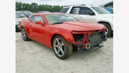 2014 Chevrolet Camaro LT Coupe for sale 101176014