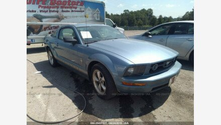 2007 Ford Mustang Coupe for sale 101176158