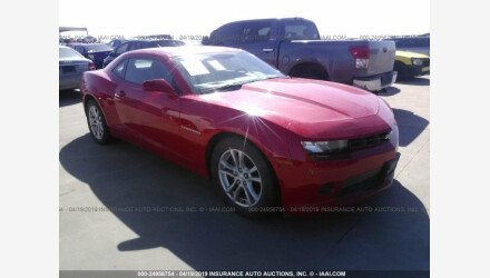 2014 Chevrolet Camaro LS Coupe for sale 101176166