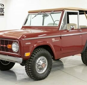 1969 Ford Bronco for sale 101176430
