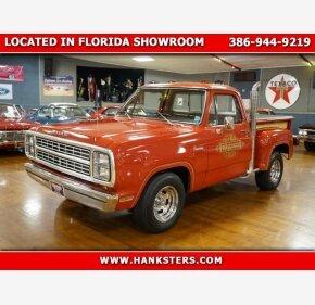 1979 Dodge Li'l Red Express for sale 101176432