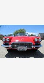 1962 Chevrolet Corvette Convertible for sale 101176598
