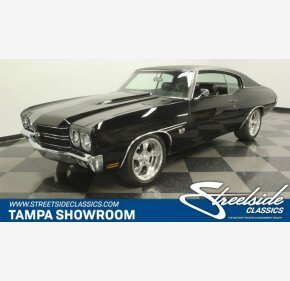 1970 Chevrolet Chevelle SS for sale 101176606