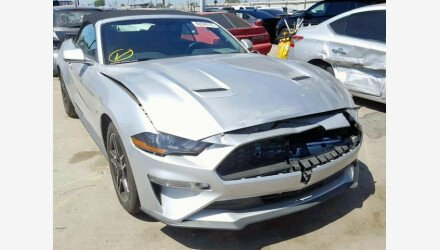 2019 Ford Mustang for sale 101176704
