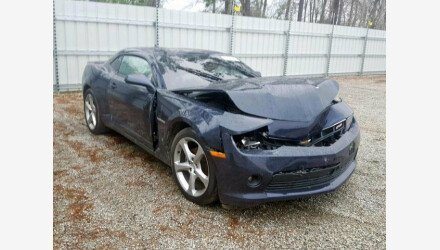 2015 Chevrolet Camaro LT Coupe for sale 101176761