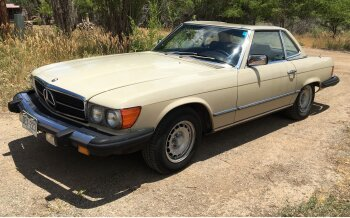 1981 Mercedes-Benz 380SL for sale 101177057
