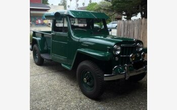 1955 Willys Pickup for sale 101177060