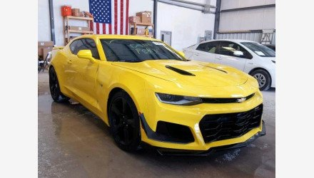 2017 Chevrolet Camaro SS Coupe for sale 101177142