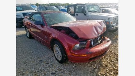 2007 Ford Mustang GT Convertible for sale 101177206