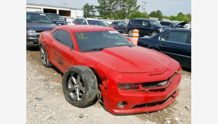2013 Chevrolet Camaro SS Coupe for sale 101177243