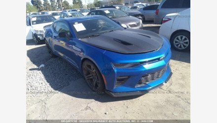 2017 Chevrolet Camaro SS Coupe for sale 101177285