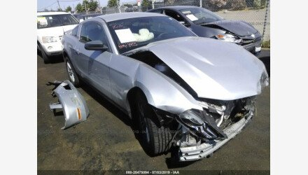 2012 Ford Mustang Coupe for sale 101177482
