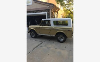 1970 International Harvester Scout for sale 101177700