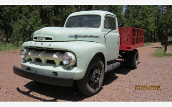 1952 Ford F4 for sale 101177722