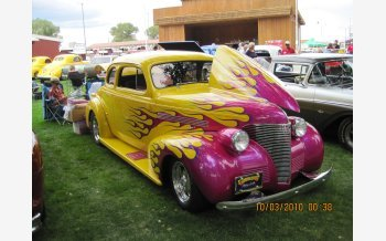 1939 Chevrolet Master Deluxe for sale 101177795