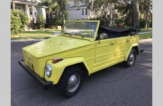 1973 Volkswagen Thing for sale 101177857