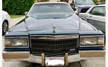 1987 Cadillac Brougham for sale 101177883