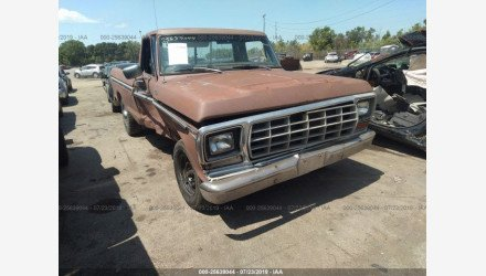 1979 Ford F150 for sale 101178505