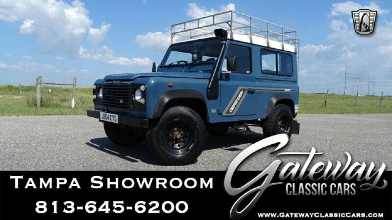 1992 Land Rover Defender Classics for Sale - Classics on Autotrader
