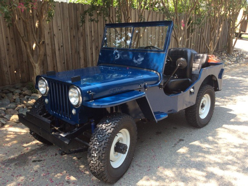 Willys CJ-2A Classics for Sale - Classics on Autotrader