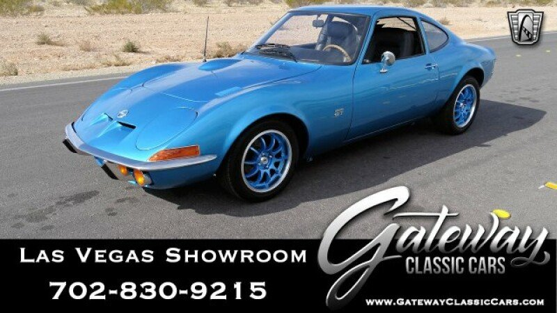 Opel Gt Classics For Sale Classics On Autotrader