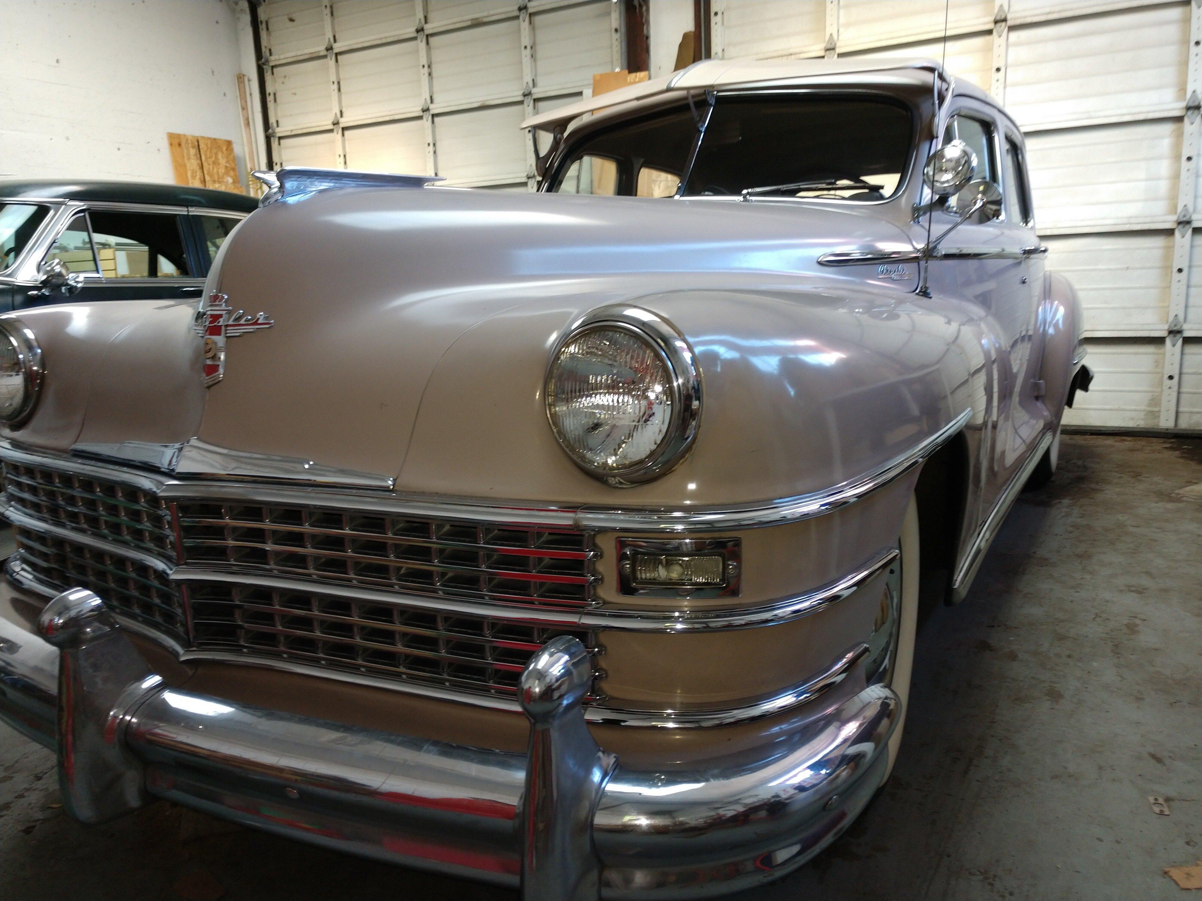 1948 Chrysler Windsor For Sale Near Portland Oregon 97232 Classics On Autotrader