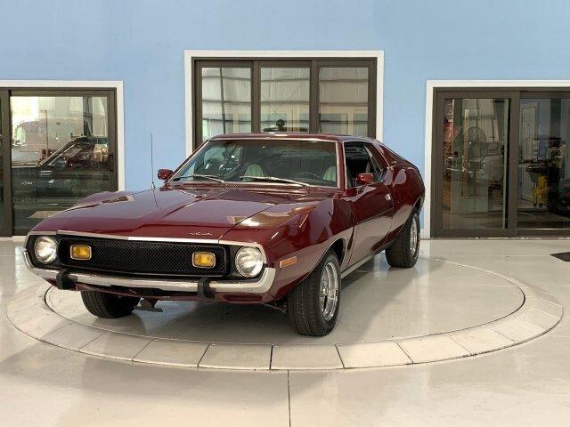 American Motors LICENSE PLATE TAG 1968 1969 1970 1971 1972 1973 1974 1975 1976