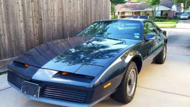 1982 Pontiac Firebird Classics For Sale Classics On Autotrader