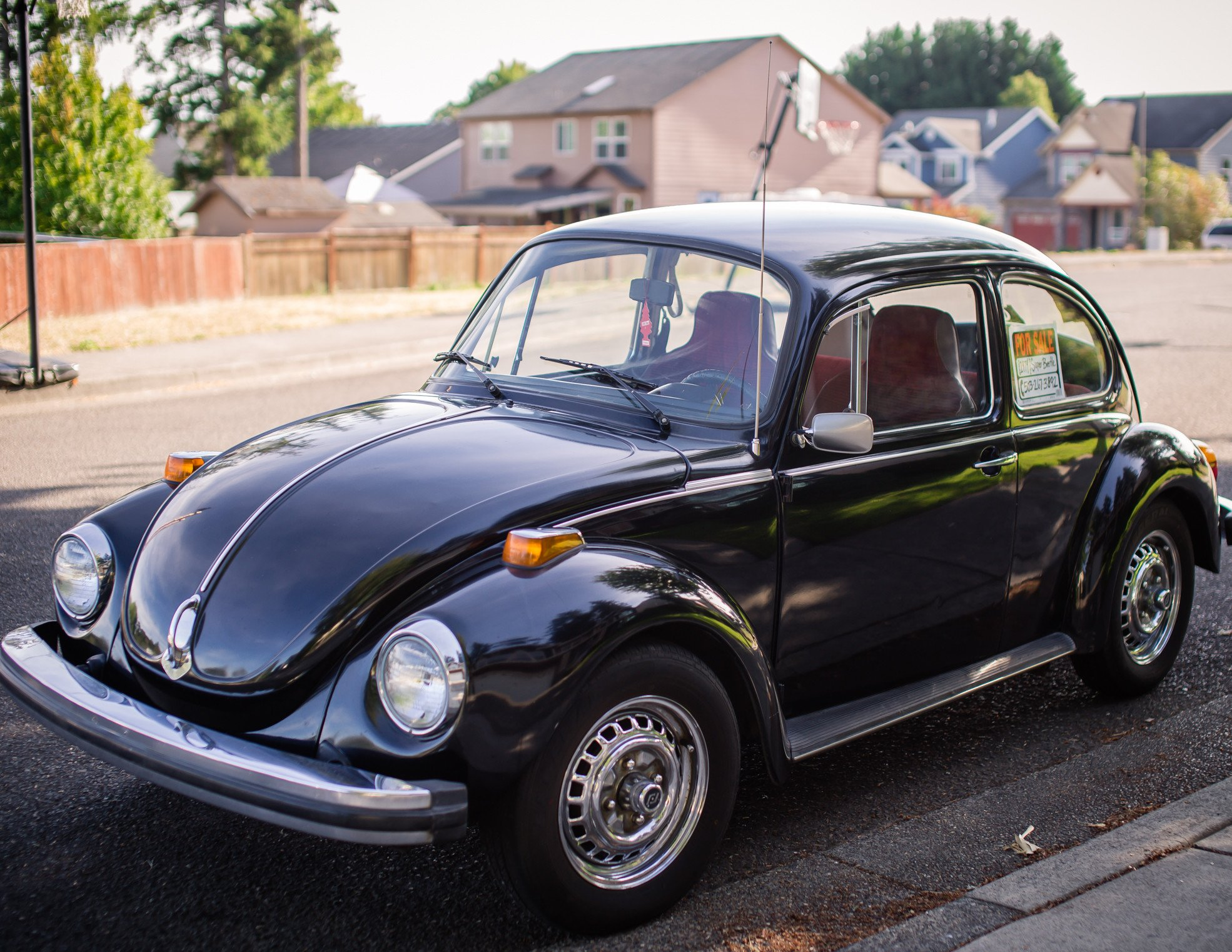 1974 Volkswagen Beetle Coupe For Sale Near St Helens Oregon 97051 Classics On Autotrader