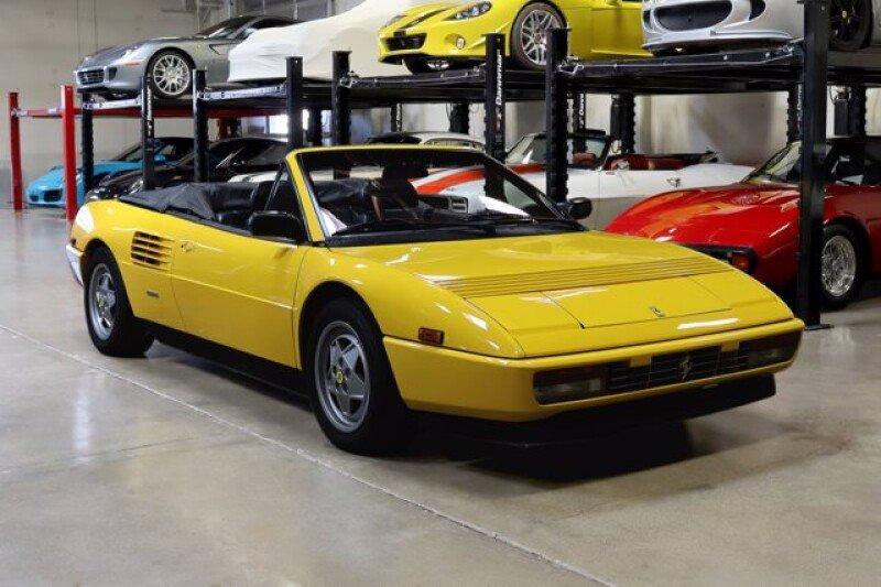 Ferrari Mondial Classics For Sale Classics On Autotrader