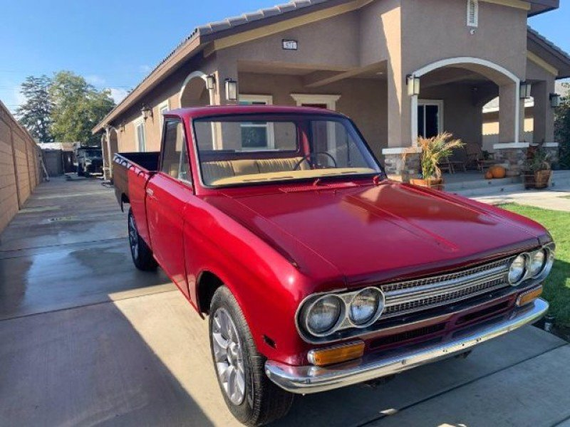Datsun Pickup Classics For Sale Classics On Autotrader