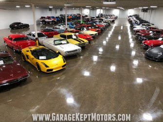 Garage Kept Motors Classic Car Dealer In Grand Rapids Michigan