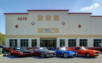 Streetside Classics - Tampa - Classic Car dealer in Lutz