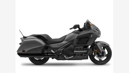 2016 Honda Gold Wing FB6 for sale 200348003