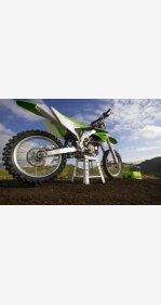 2006 Kawasaki KX450F for sale 200430685