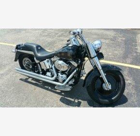 2003 Harley-Davidson Softail Fat Boy for sale 200437825