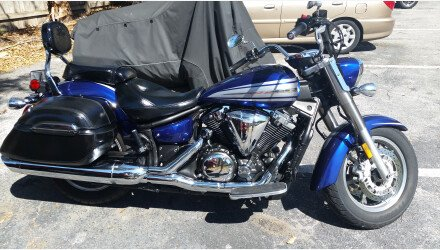 2009 Yamaha V Star 1300 Tourer for sale 200440538