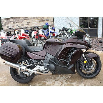 2012 Kawasaki Concours 14 for sale 200445225