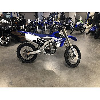 2017 Yamaha YZ450F for sale 200470330