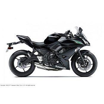 2017 Kawasaki Ninja 650 ABS for sale 200473281