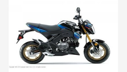 2018 Kawasaki Z125 Pro for sale 200492387