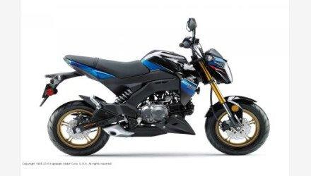 2018 Kawasaki Z125 Pro for sale 200492394